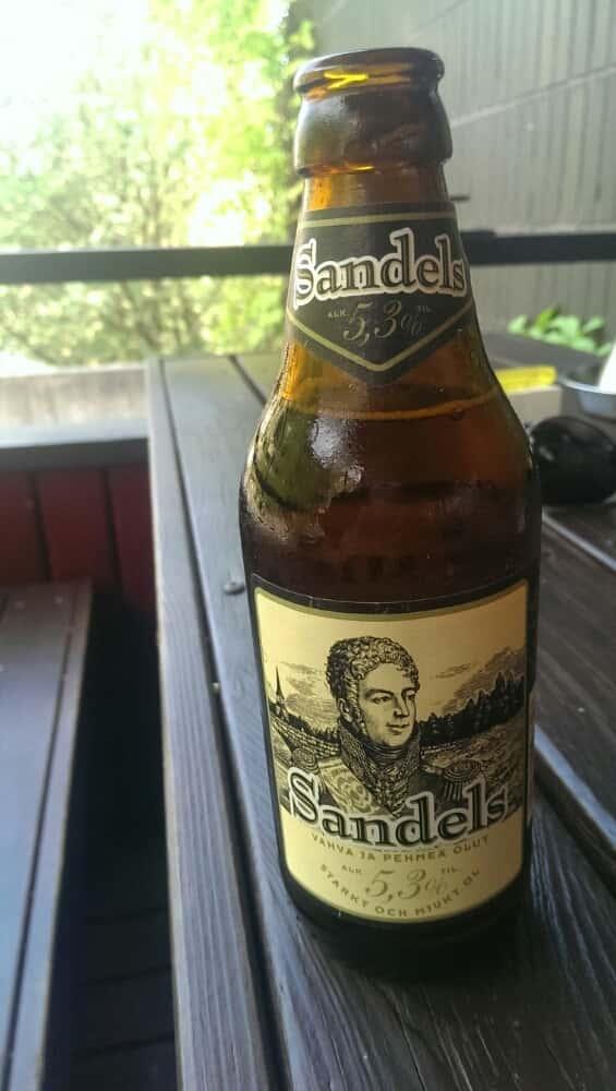 Tämä olut on sellainen, jonka voi valita sen kummempaa miettimättä. Sohwin kanta-asiakkaana hintakaan ei päätä huimaa.